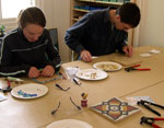 Mosaic courses in Folkestone by Jo Letchford 01303 250 717